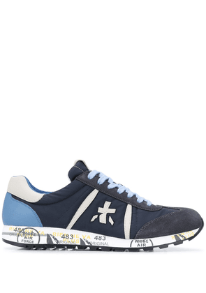 Premiata low top Lucy sneakers - Blue