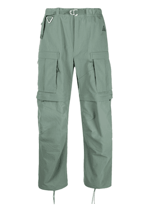 Nike convertible cargo trousers - Green