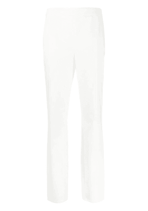 Boutique Moschino high-waist trousers - White