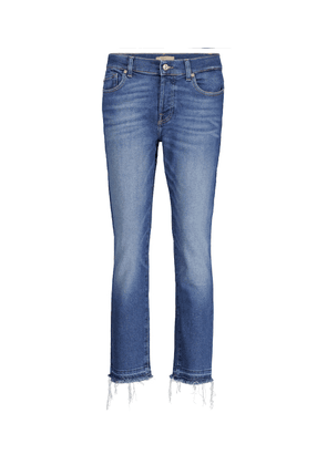 Asher Luxe Vintage mid-rise jeans
