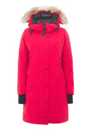 Sherbrooke Down Parka W/ Fur Trim