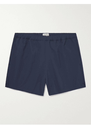 BELLEROSE - Joch Mid-Length Swim Shorts - Men - Blue - S