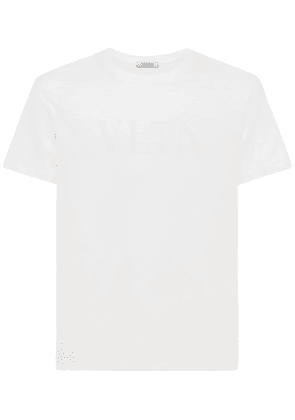 Logo Printed Cotton T-shirt