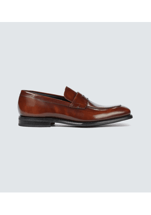 Parham leather loafers