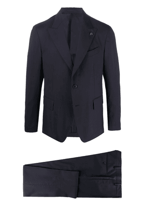 Gabriele Pasini regular fit two-piece suit - Blue