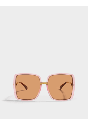 Gucci Kate Sunglasses in Pink
