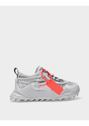 Off-White Odsy-1000 Sneakers in Light Grey