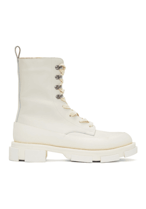 both Off-White Gao High Boots