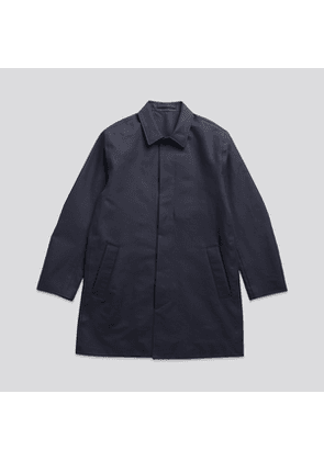 The Car Coat Cold Navy