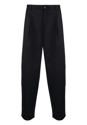 A Kind of Guise pleated wide leg trousers - Blue