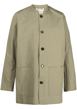 A Kind of Guise Atelier lightweight cotton coat - Green
