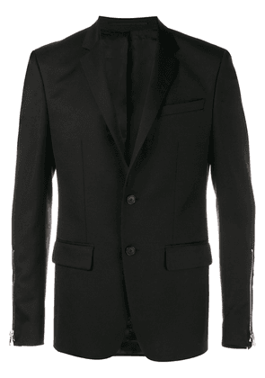 Givenchy tailored wool-blend jacket - Black