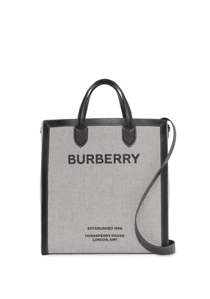 Burberry Horseferry-print tote bag - Black