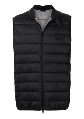 Barbour padded zipped gilet - Blue