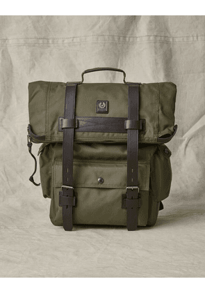 Belstaff Covert Backpack Green