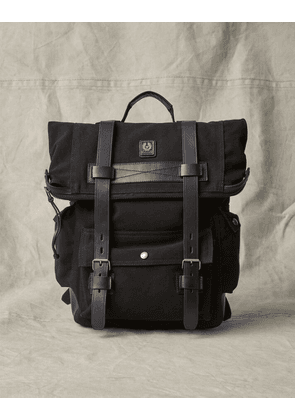 Belstaff Covert Backpack Black