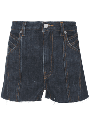 Givenchy classic denim shorts - Blue