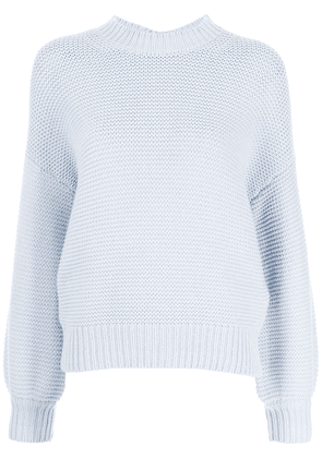 Alex Mill buttoned-back jumper - Blue