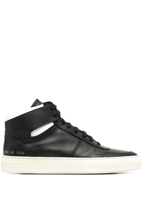 Common Projects BBall high-top sneakers - Black
