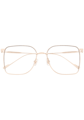 Gentle Monster Reme 032 oversized square sunglasses - Gold