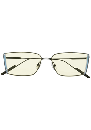 Gentle Monster square-frame sunglasses - Yellow