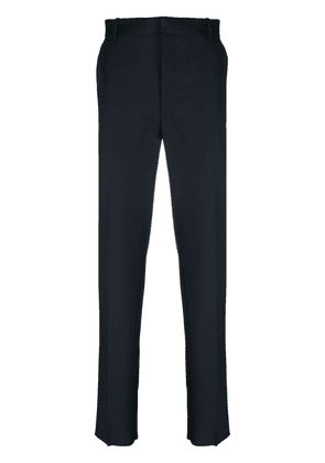 Alexander McQueen tailored suit trousers - Blue