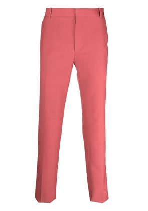 Alexander McQueen tailored suit trousers - Pink
