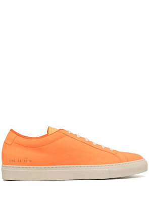 Common Projects Achilles low-top sneakers - Orange