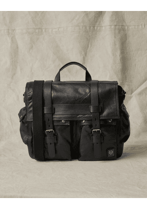 Belstaff Messenger Bag Black