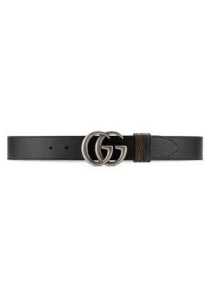 GG Marmont reversible wide belt