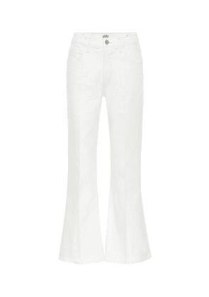 Amelia high-rise flared jeans