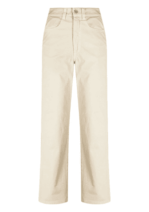 Barena cropped trousers - Neutrals
