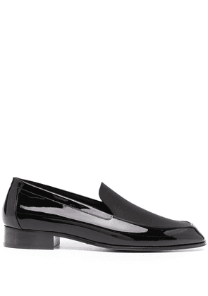 Saint Laurent Henry loafers - Black