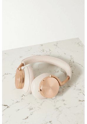 Bang & Olufsen - Beoplay H95 Wireless Leather And Gold-tone Headphones