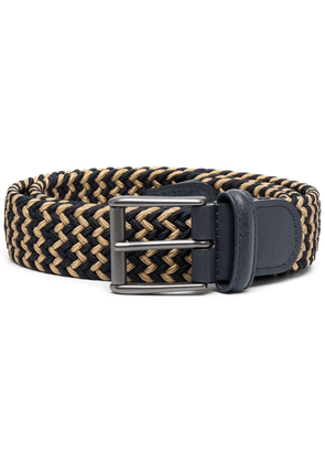 Anderson's woven buckle belt - Neutrals