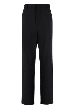 Valentino side-stripe tailored trousers - Blue