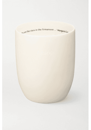 Aesop - Aganice Scented Candle, 300g - Colorless