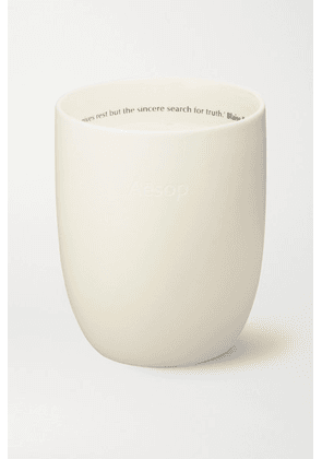 Aesop - Callippus Scented Candle, 300g - Colorless
