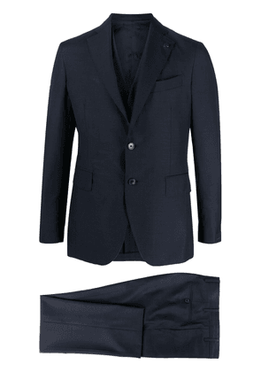 Gabriele Pasini wool three-piece suit - Blue