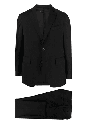 Gabriele Pasini slim-cut single-breasted suit - Black