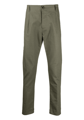 Fortela New Pences cotton chinos - Green