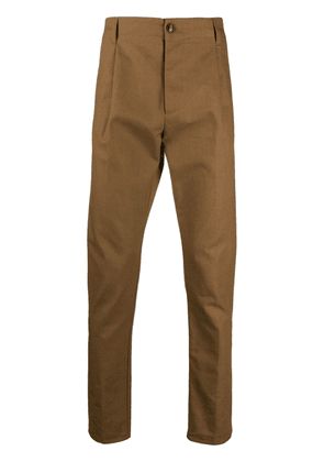 Fortela New Pences cotton chinos - Brown