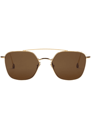 Ahlem Place de la Concorde sunglasses - Brown