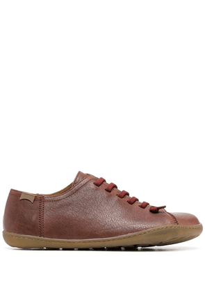 Camper lace-up low sneakers - Brown