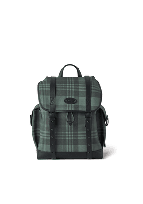 Mulberry Men's Oversized Heritage Backpack - Mulberry Green