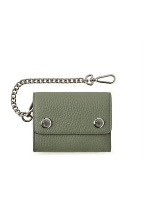 Mulberry Men's Wallet on Chain - Cambridge Green
