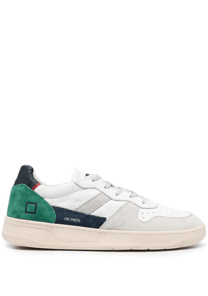 D.A.T.E. Court 2.0 leather sneakers - White