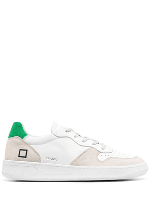 D.A.T.E. Court Vintage low-top sneakers - White