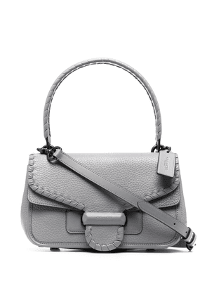 Coach Cody whipstitched shoulder bag - Grey