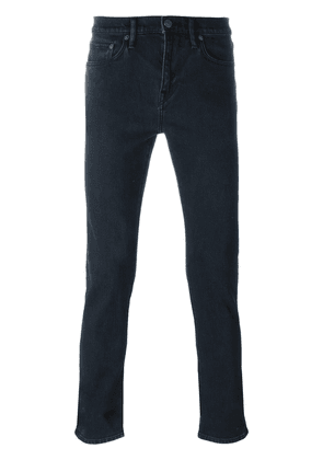 Burberry Slim Fit Stretch Denim Jeans - Blue